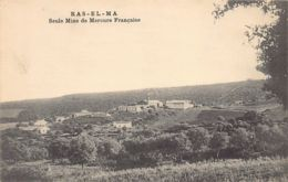 RAS EL MA - Seule Mine De Mercure Française - Other Cities
