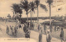 Côte D'Ivoire - GRAND-BASSAM - Au Bord De La Lagune - Ed. G.P. 42 - Ivory Coast
