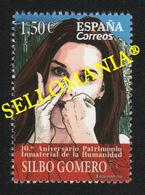 2019 SILBO GOMERO LA GOMERA CANARIAS SILBAR WHISTLE SIFFLET  MNH **  TC23642 - 1931-Oggi: 2. Rep. - ... Juan Carlos I