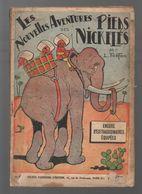 (BD) (SPE) LES PIEDS NICKELES :ENCORE D'EXTRAORDINAIRES EQUIPEES (ill FORTON) édition De Février  1938 (M0602) - Pieds Nickelés, Les