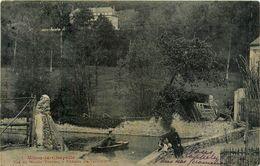 Milon La Chapelle * Vue Du Moulin Tournay * Château De Vertcoeur - France