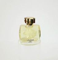 Miniatures De Parfum   LALIQUE Pour HOMME  EDP   4.5 Ml - Miniatures Modernes (à Partir De 1961)