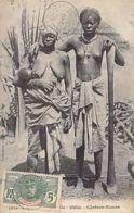 Nu Ethnique - SENEGAL - Cérères Nones - Ed. Fortier 1272 - South, East, West Africa