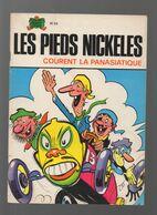 (BD) (SPE) LES PIEDS NICKELES COURENT LA PANASIATIQUE  édition  De 1981(ill PELLOS)  (M0604) - Pieds Nickelés, Les