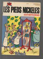 (BD) (SPE) LES PIEDS NICKELES ESTHETICIENS (ill PELLOS, édition De 1974)  (M0607) - Pieds Nickelés, Les