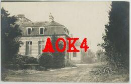 62 SAINT LAURENT BLANGY Chateau Schloss Occupation Allemande 1916 Feldpost Arras Nordfrankreich - Saint Laurent Blangy