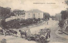 ZEMMORAH - Rue De Relizane - Other Cities