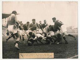 PHOTO KEYSTONE - RUGBY - COLOMBES - La France Bat Le Pays De Galles - Une Phase Du Match - Sport