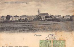 PETANGE - Panorama - Ed. V. Kremer Série H No. 6. - Pétange