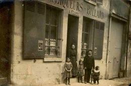 FRANCE - Carte Postale  - Devanture D'un Petit Café  - L 67487 - Te Identificeren