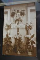 C023 Statuette Saint Maria With Jesus Baby - Te Identificeren