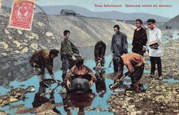 Russia - Baikal Types - Gold Diggers - Publ. Granbergs. - Russia