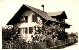 Haus * Poststempel Uetendorf - BE Berne