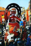 CARNAVAL De NICE 1997 (Thème Roi Du Sport ) - Michael SCHUMACHER Et Sa FERRARI GP F1 - Sportler