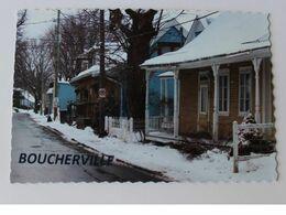 CPM - BOUCHERVILLE - Rue De Vieux Boucherville - Unclassified