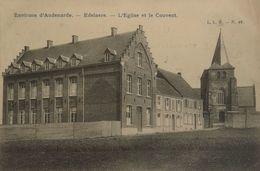 Edelaere - Edelare (omgeving) Oudenaarde) Eglise Et Le Couvent // 1906 - Oudenaarde