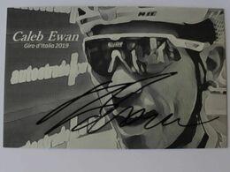 Caleb EWAN - Signé / Dédicace Authentique / Autographe - Wielrennen