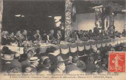 41-SAINT AIGNAN SUR CHER-BANQUET DE LA FETE REPUBLICAINE-N°2043-A/0111 - Other Municipalities