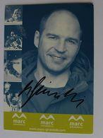 Marc GIRARDELLI - Signé / Dédicace Authentique / Autographe - - Wintersport