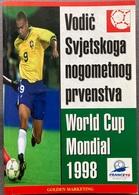 Book PR000169 - Football Soccer Calcio World Championships France 1998 - Books, Magazines, Comics