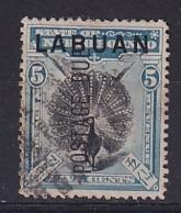 North Borneo - Labuan: 1901   Postage Due - Pheasant 'Labuan' OVPT     SG D4    5c  [Perf: 13½-14]    Used CTO - Bornéo Du Nord (...-1963)