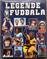 "Book PR000175 - Football Soccer Calcio ""Legende Fudbala"" Vasa Stojkovic - Books, Magazines, Comics"