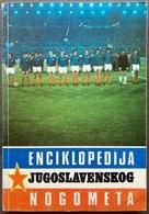 "Book PR000180 - Football Soccer Calcio Yugoslavia ""Enciklopedia Jugoslavenskog Nogometa"" - Books, Magazines, Comics"