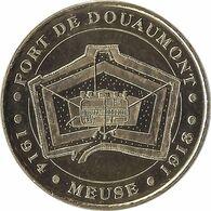 2020 MDP316 - DOUAUMONT - Fort De Douaumont (1914 Meuse 1918) / MONNAIE DE PARIS - Monnaie De Paris