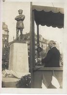 2 Photos 17,5*12,5 Cm Metz Inauguration Statue  Général Mangin Et Cérémonie Saint Nicolas - Fotos