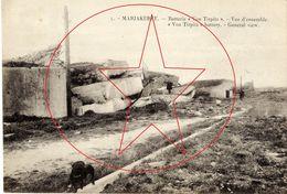 De Oorlog, Ruines. Oostende - Ostende - Raversijde - Middelkerke (DOOS 13) - Oostende
