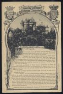 CPA - (24) Collection Historique Des Chateaux De Guyenne - Chateau De Paluel - Gimel - Croy - Otros Municipios
