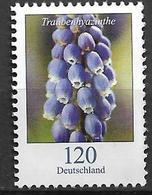 2019 Allem. Fed. Deutschland Germany  Mi.3447R  Ohne Nr. Blumen: Traubenhyazinthe (Muscari Sp.) - Ongebruikt