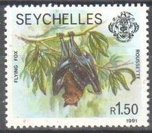 Seychelles - Bat - 1991 - MNH - Zonder Classificatie