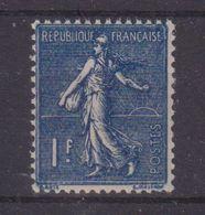 "FRANCE :  N° 205 ** . SEMEUSE LIGNEE .  NUANCE "" BLEU NOIR "" . 1924/32 . - 1903-60 Semeuse Lignée"