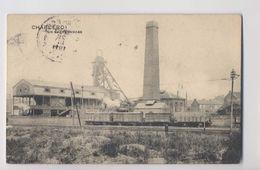 CHARLEROI - 1911 -  Un Charbonnage - Mine - Mines