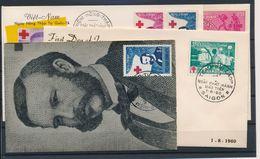 P-96: VIETNAM DU SUD : Lot 1er Jour Des N°134/137-138/141-138(Carte Maxi)-150 - Viêt-Nam