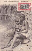 Aof Sénégal Femmes Malinkée  1931 - Ivory Coast