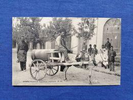Bukhara Kerosene Street Seller - Turkmenistan