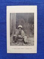 Tashkent Types Beggar - Turkmenistan