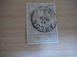 (14.08) BELGIE 1896 Nr 72 Afstempeling ARLON - 1894-1896 Exhibitions
