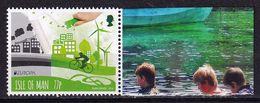 Isle Of Man 2016 Europa Think Green 1v MNH - Europa-CEPT
