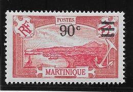 Martinique N°114 - Neuf ** Sans Charnière - TB - Neufs