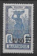 Martinique N°116 - Neuf ** Sans Charnière - TB - Neufs