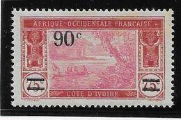 Côte D'Ivoire N°75 - Neuf ** Sans Charnière - TB - Neufs