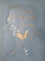 Macrolepidoptera Kappel /Kirby - British And European Butterflies And Moths 1895 - Bücher, Zeitschriften, Comics