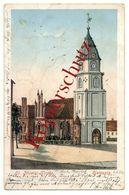 Zielenzig 1904, St. Nicolai-Kirche, Neumark - Neumark