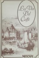 La Via Del Caffè - Nescafè - Con Ricette Di Bevande E Dessert - 1985 Ca. - Bücher, Zeitschriften, Comics
