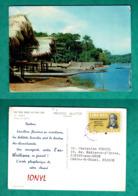 CP1709 * 1 CPA DU POLE NORD AU SUD CASES SUR PILOTIS LIBERIA PUBLICITAIRE PUBLICITE PHARMACEUTIQUE IONYL - Liberia
