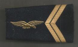 écusson Tissus, Fourreau D'épaule, Armée De L'air , Lg. 105 Mm, Frais Fr 1.65e - Scudetti In Tela