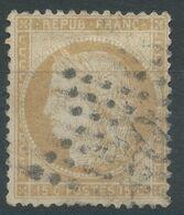 Lot N°57911   N°59, Oblit étoile Chiffrée 20 De PARIS (R.St-Domque-St-Gn ,56) - 1871-1875 Ceres
